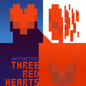 Three Red Hearts Album Cover