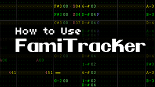 How to Use Famitracker Video Series